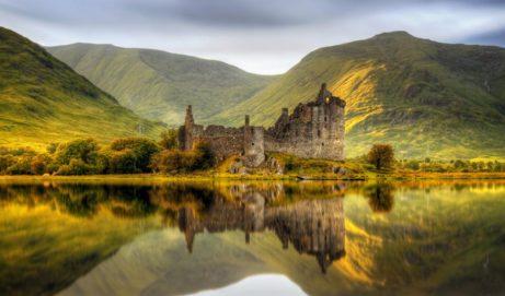 Charla sobre Escocia